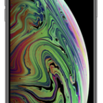 iPhone Xs Max Space Gray front