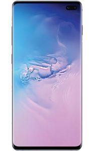 Samsung Galaxy S10 plus Prism Blue