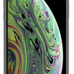 iPhoneXs Space Gray Front