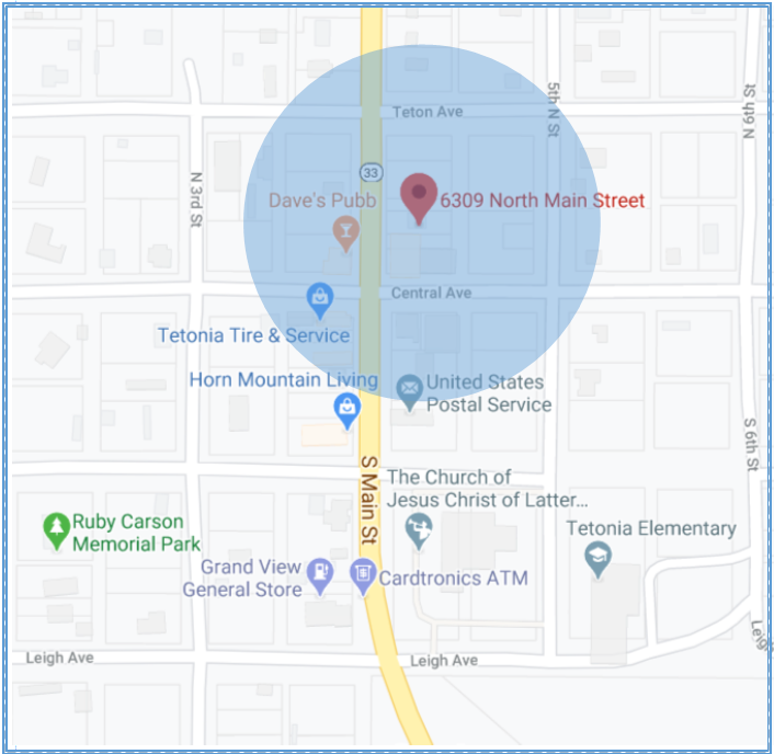 Tetonia Public Wi-Fi