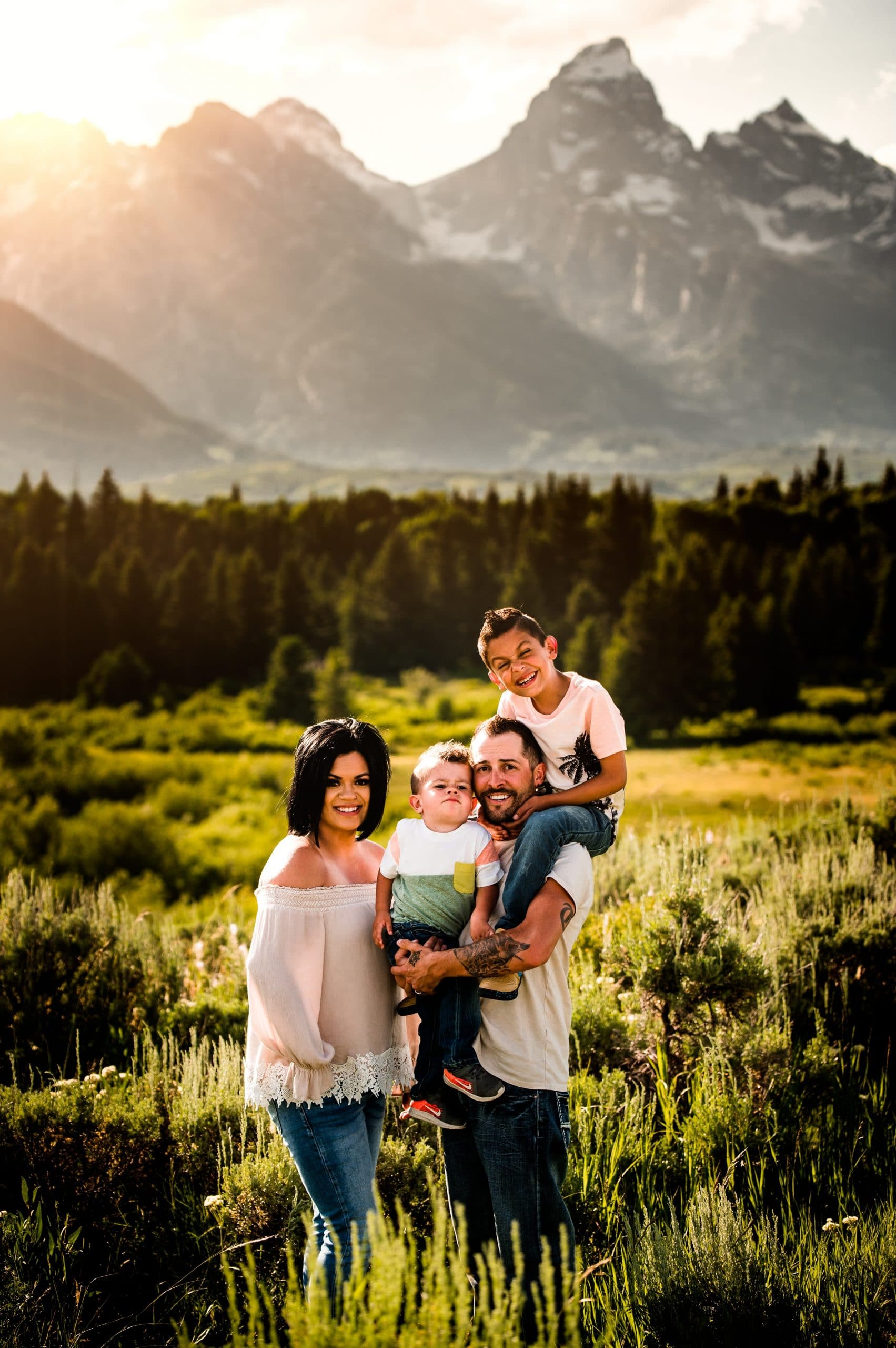 Lexi's family